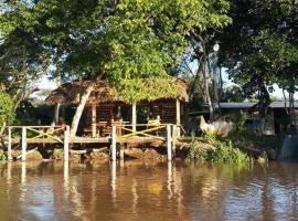 Pousada Pantanal Norte, Barao de Melgaco