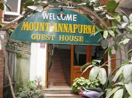 Mount Annapurna Guest House, Káthmandu