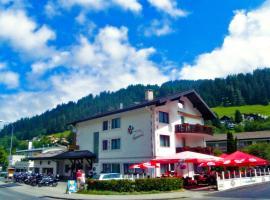 Hotel Restaurant Hemmi