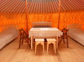 Alan Goa Camping, Goryachinsk