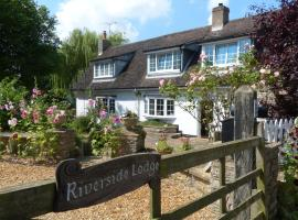 Riverside Lodge, Sharnbrook