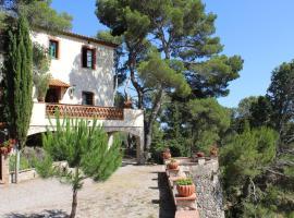Gran Villa Miramar Tarragona, Lilla