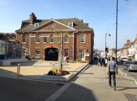 The Rutland Arms Hotel, Newmarket