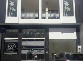 Hotel sol y Luna, Piedecuesta
