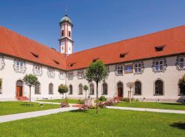 KurOase im Kloster, Bādvērishofena
