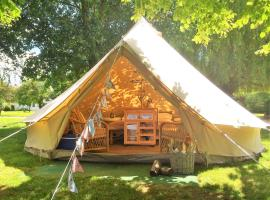 Oxford Riverside Glamping, Oxford