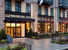Homewood Suites By Hilton Washington DC Convention Ctr Area