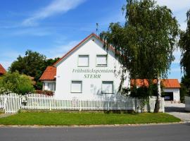 Frühstückspension Sterr, Strebersdorf