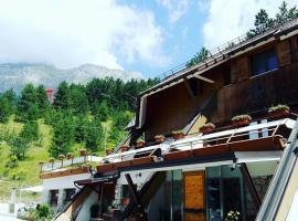 Hotel Nido dell'Aquila, Assergi