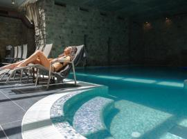 Hotel Helvetia Thermal Spa, 포레타테르메