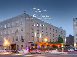 Hotel Port-Royal, Quebec City