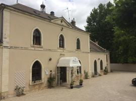 Hôtel-Restaurant Le Prieuré, Vignoux-sur-Barangeon