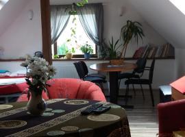 Apartment Roklinka, Praha