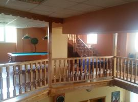 Hotel & restaurant N-B, Novi Banovci