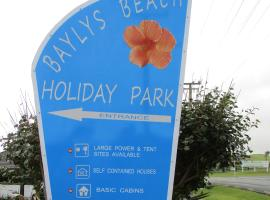 Baylys Beach Holiday Park, Baylys Beach