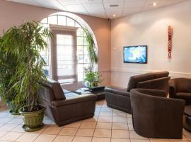 Hotel du Parc-Restaurant - Le Rouget de Lisle, Lons-le-Saunier
