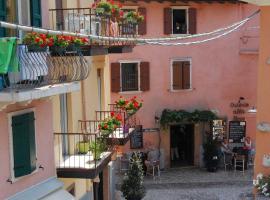 Casella's Apartments, Malcesine