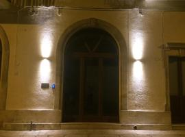 Casa Madonna del Carmine, Borgagne