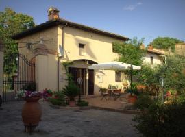 Villa il Casone, Monteriggioni