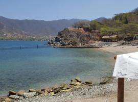 Playaca Beach, Taganga