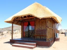 Sperrgebiet Lodge, Springbok