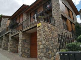 Apartament Torrent de la Barruda, Vilallonga de Ter
