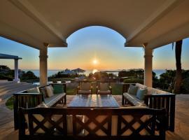 Luxury Villa Private Beach, Sant Josep