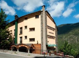 Hotel Mila, Encamp