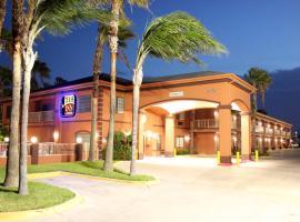 Texas Inn & Suites McAllen, McAllen