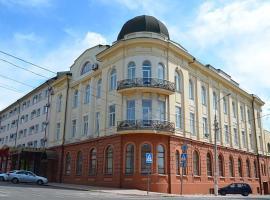 Spartak Hotel, Mariupol