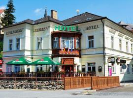 Hotel Terasa, Vimperk