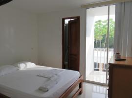Hotel Salamandhra, Coveñas