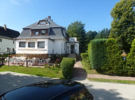 Pension Lachmann, Pfaffendorf