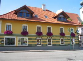 Gasthof zur Post, Schörfling
