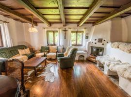 Country House Fort Lacnov, Lipovce