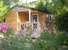 Eco-Lodge Lou Pantaï, Le Pradet