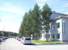 Hotel Malahit, Pervoural'sk