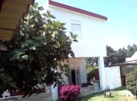 Villa Asparano, Ognina
