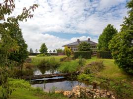 Villa het Bascour, Vierlingsbeek