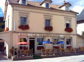 Hotel La Magdelaine, Remiremont