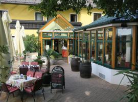 "Hotel Restaurant Böck ""Roter Hahn"", Санкт-Пельтен"