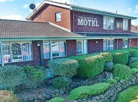 Raglan Motor Inn, Warrnambool