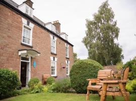 Forest House and Andersens, Coleford