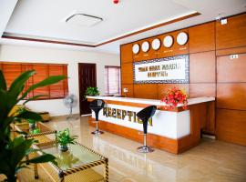 Tuan Chau Marina Hotel, Halongas
