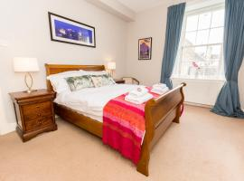 Luxery New Town 1 Bed Apartment