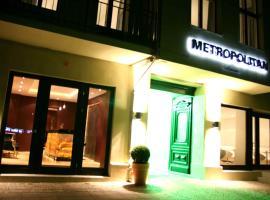 Metropolitan Hotel Berlin, Berlijn