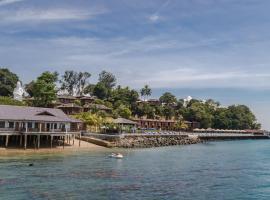 KTM Resort Batam, Sekupang