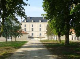 Chateau la Bone, Gript