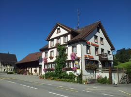 Hotel Garni Traube, Schwellbrunn