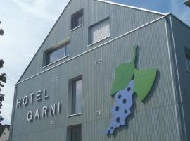 Hotel Traube Garni, Küttigen